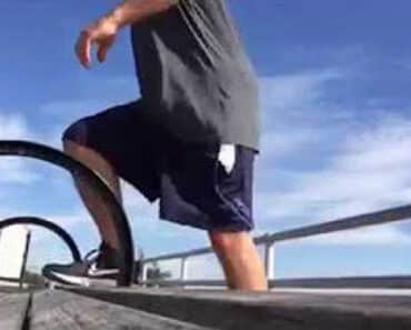 Park Bench Step Ups