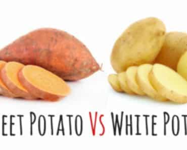 Sweet Potatoes vs White Potatoes
